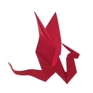 Paul Hanson's Bird Base Dragon