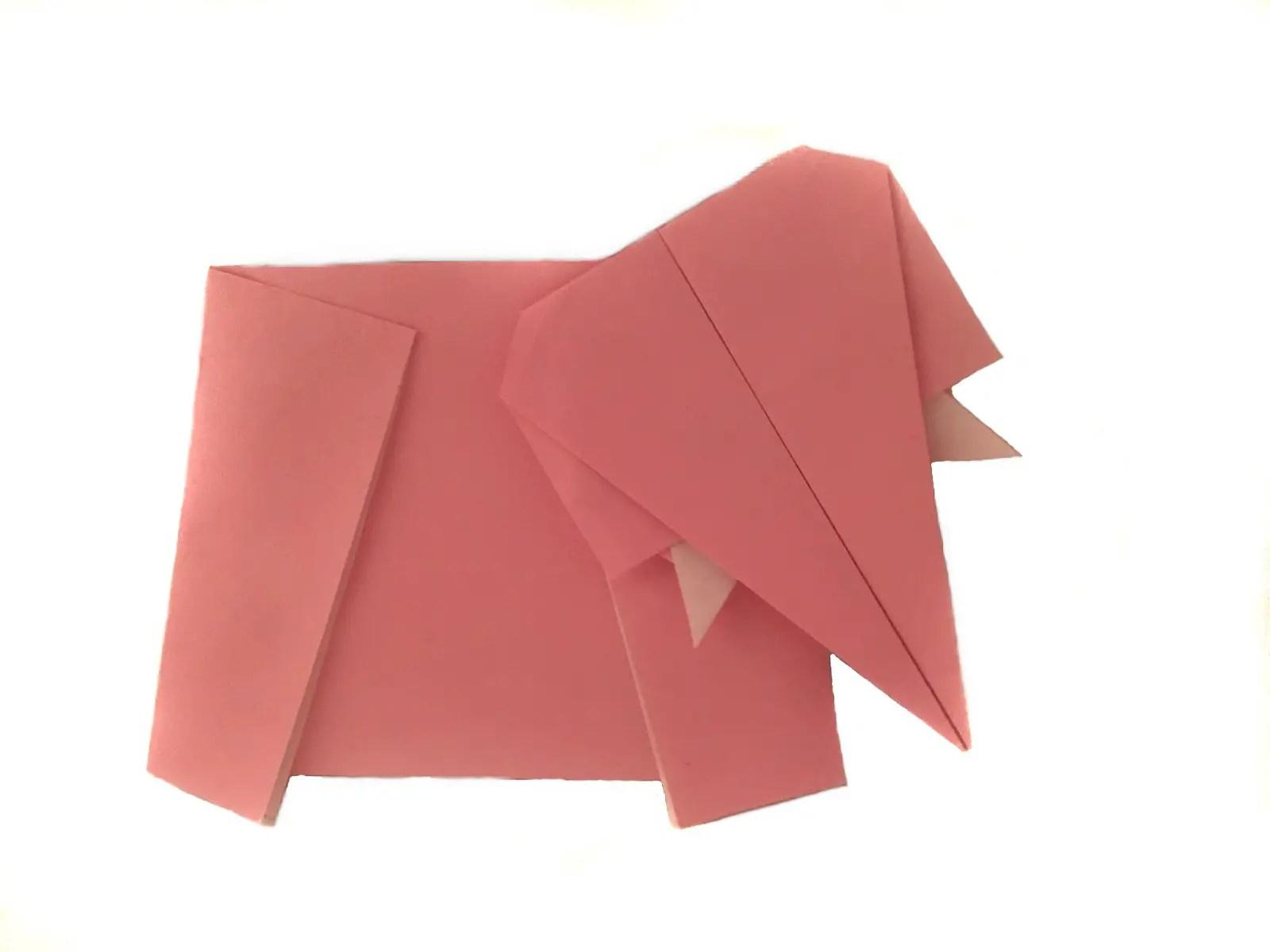 Origami elephant world record attempt origami expressions origami elephant jeuxipadfo Choice Image