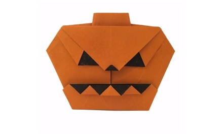 Make a Jack o' Lantern without the mess!