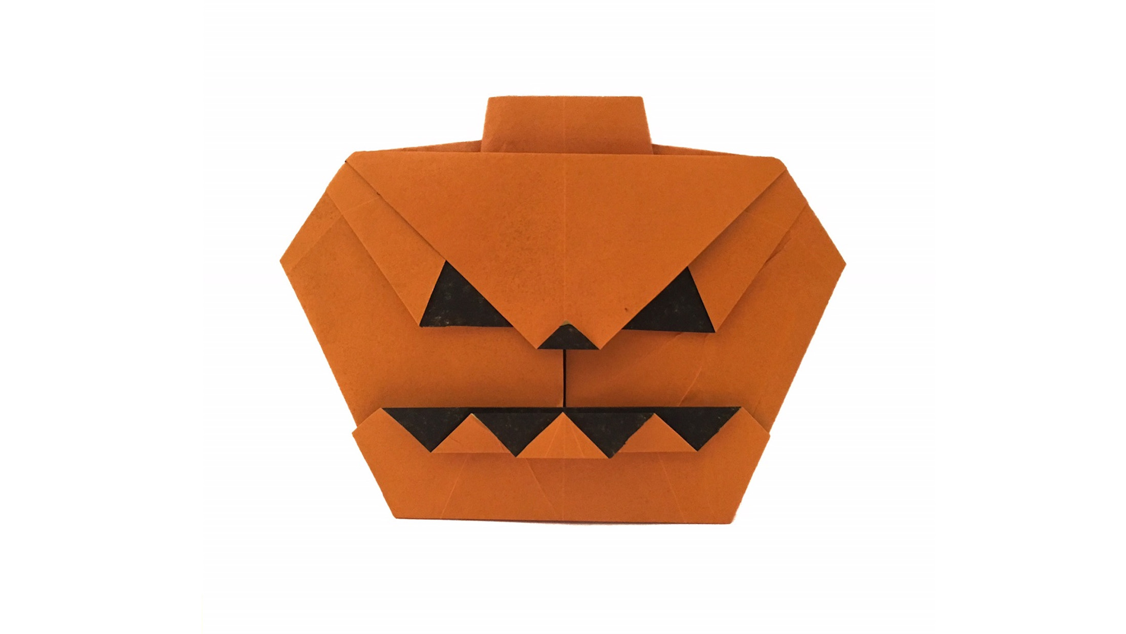 Make A Jack O Lantern Without The Mess