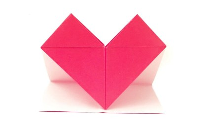 Home is where the Origami Heart is!