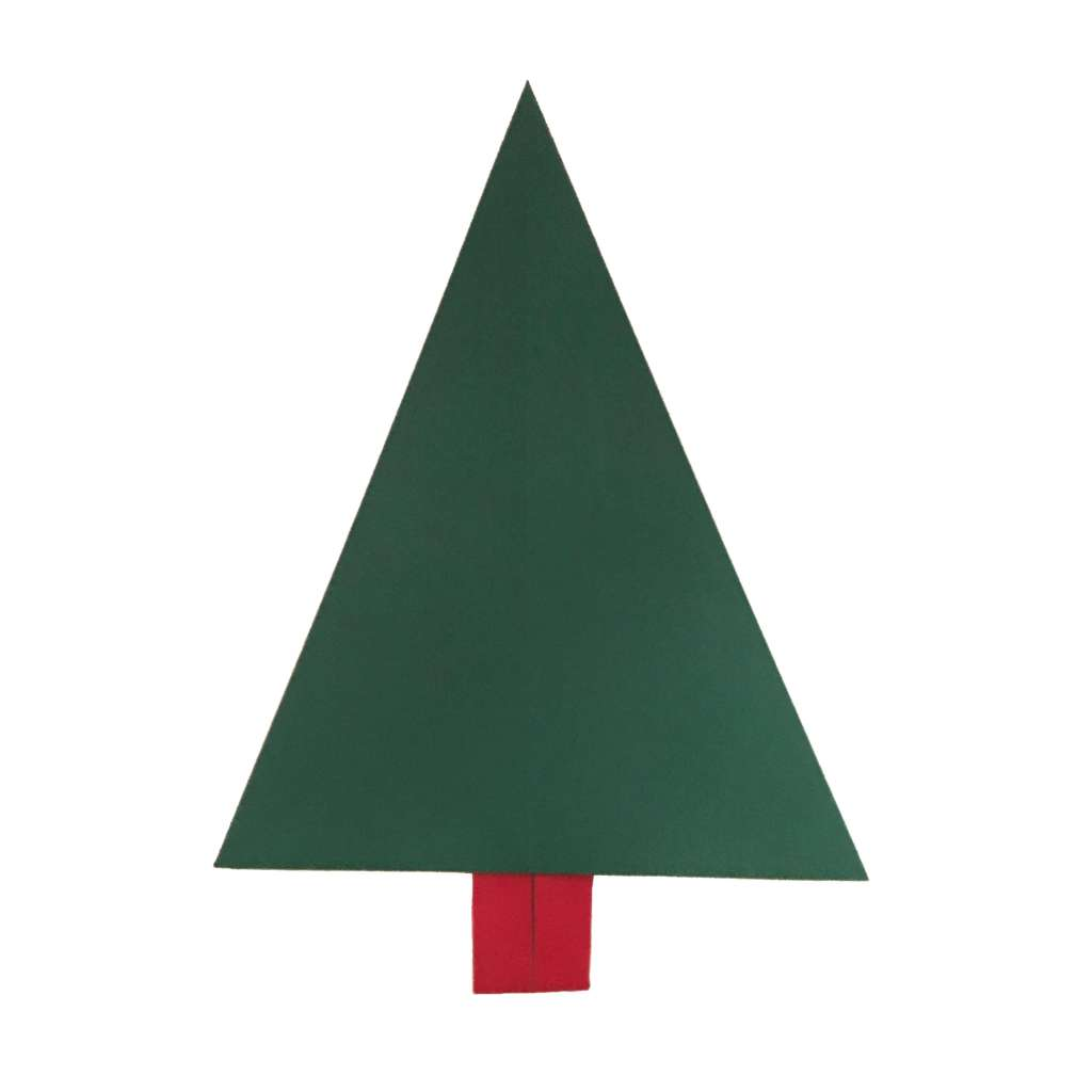 Paper Christmas Tree - Origami Expressions