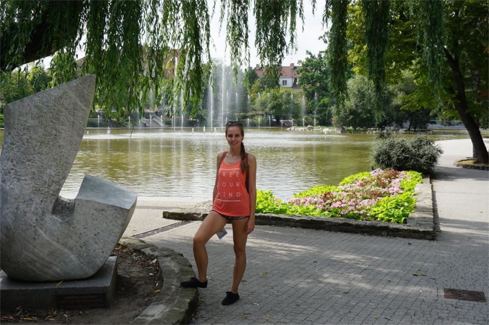 Blabla 09 - Spacery, roli i rowerowe zwiedzanie Opola