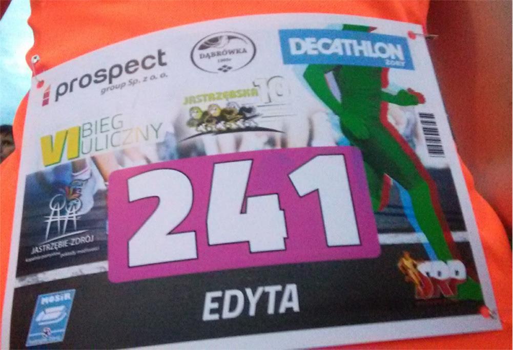 Relacja z biegu Jastrzębska Dziesiątka 2016