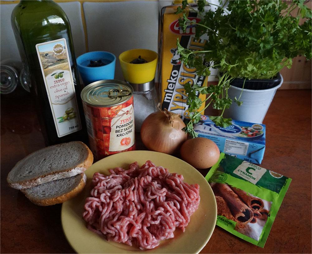Przepis na mięsne klopsiki greckie w sosie pomidorowym