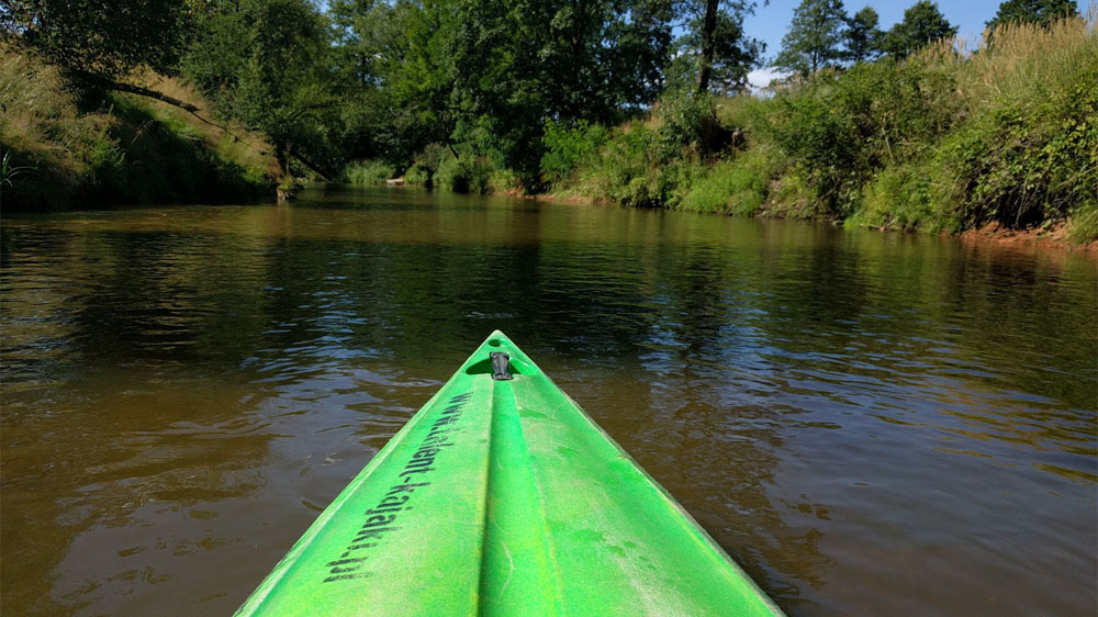 Aktywny weekend - spływ kajakowy - Mała Panew