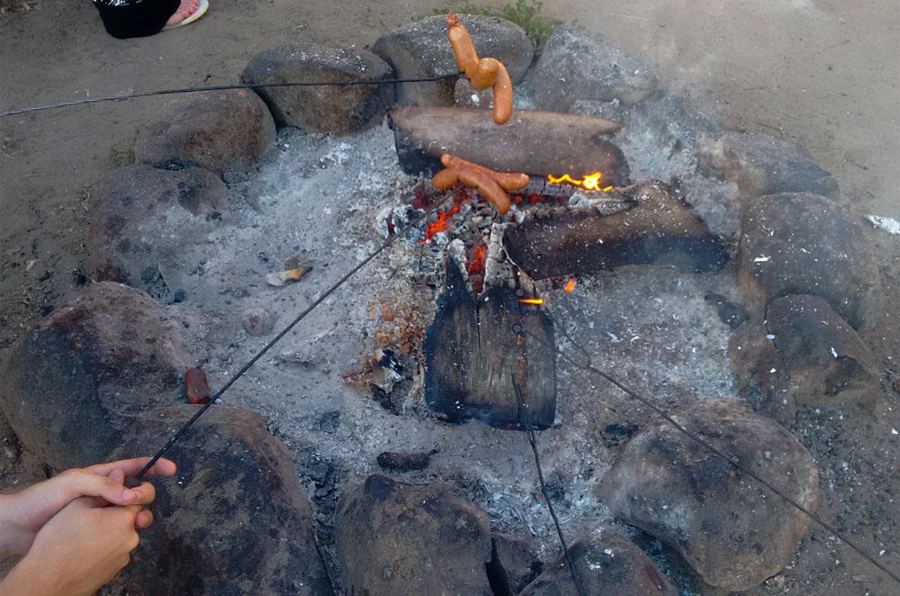Aktywny weekend - spływ kajakowy Mała Panew - ognisko