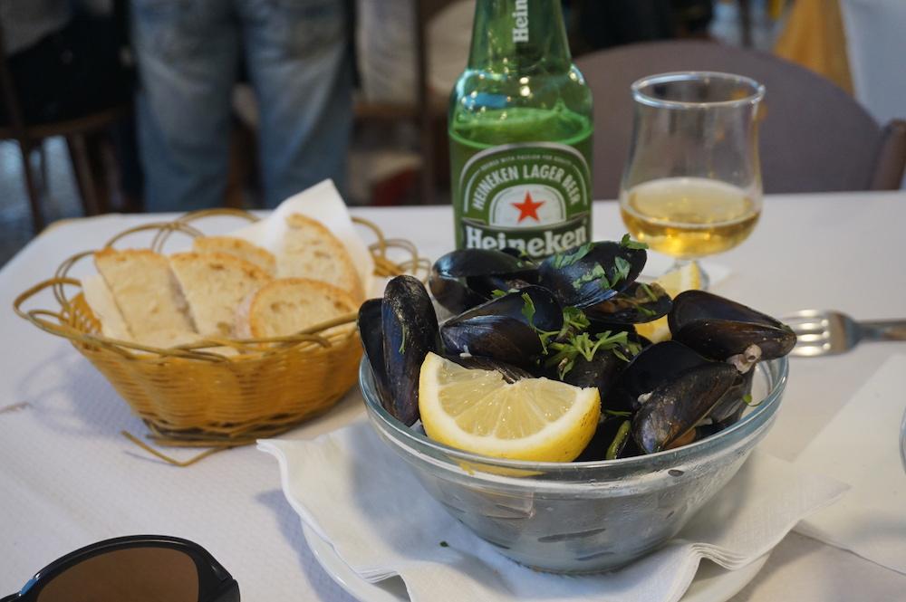 Zwiedzanie Apulii - co warto zobaczyć Otranto restauracje