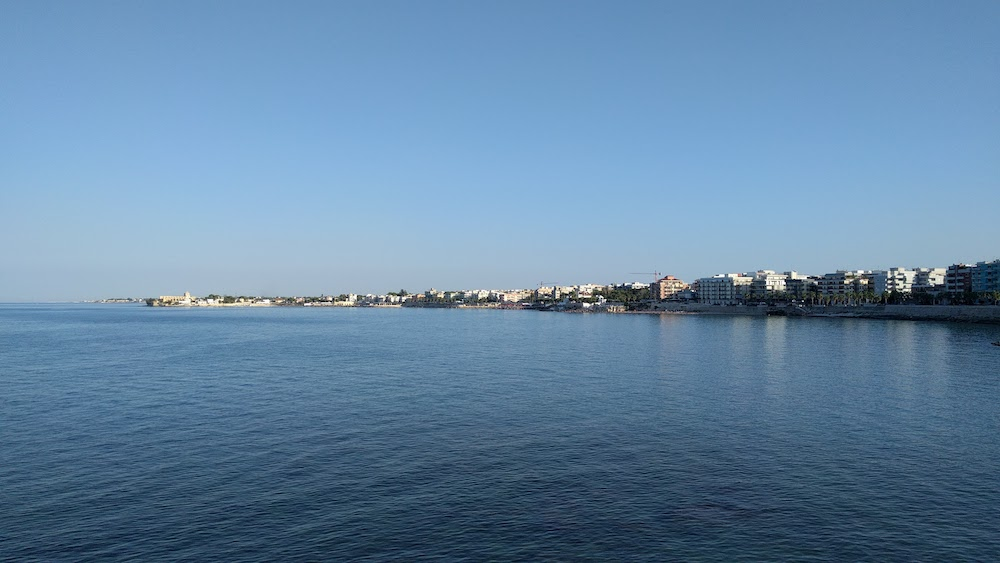 Zwiedzanie Apulii - co warto zwiedzić - Trani
