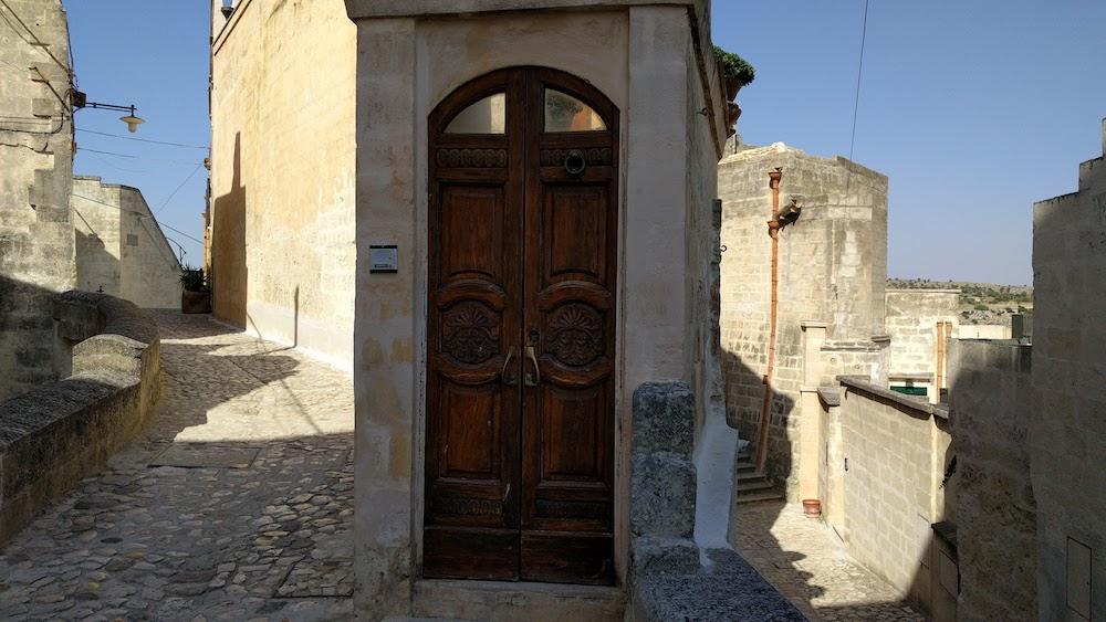 Apulia i okolice - Sassi Matera