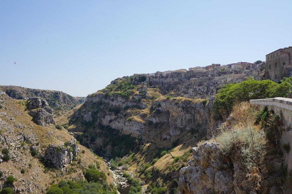 Zwiedzanie Apulii - co warto zwiedzić - Matera