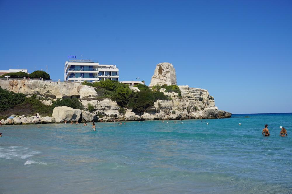 Plaże Apulii - Puglia co zwiedzić - Torre dell'Orso