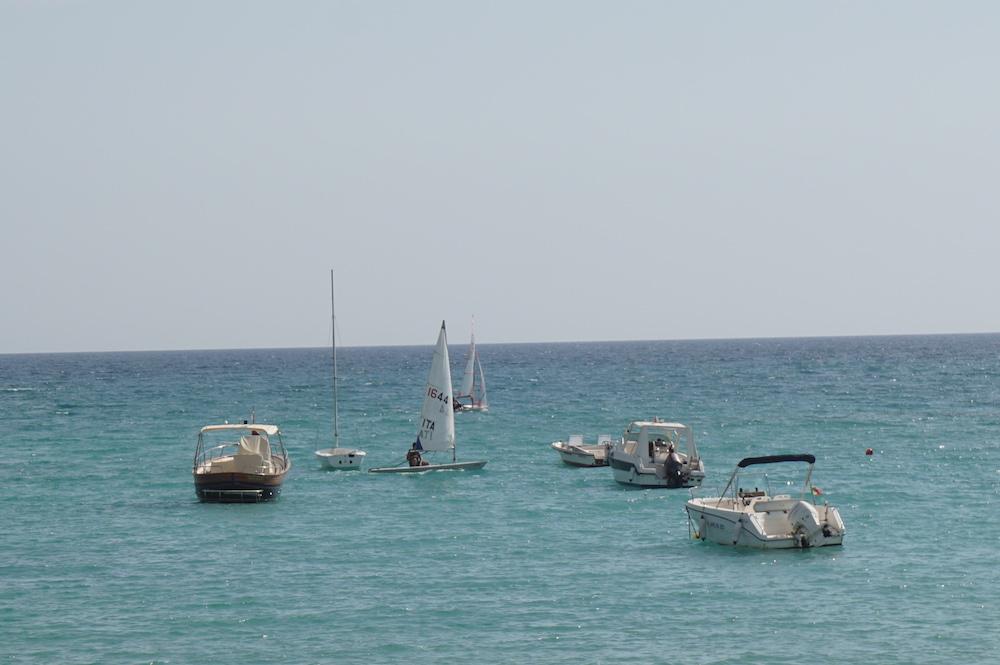 Plaże Apulii - Spiaggia di Scalo di Furno