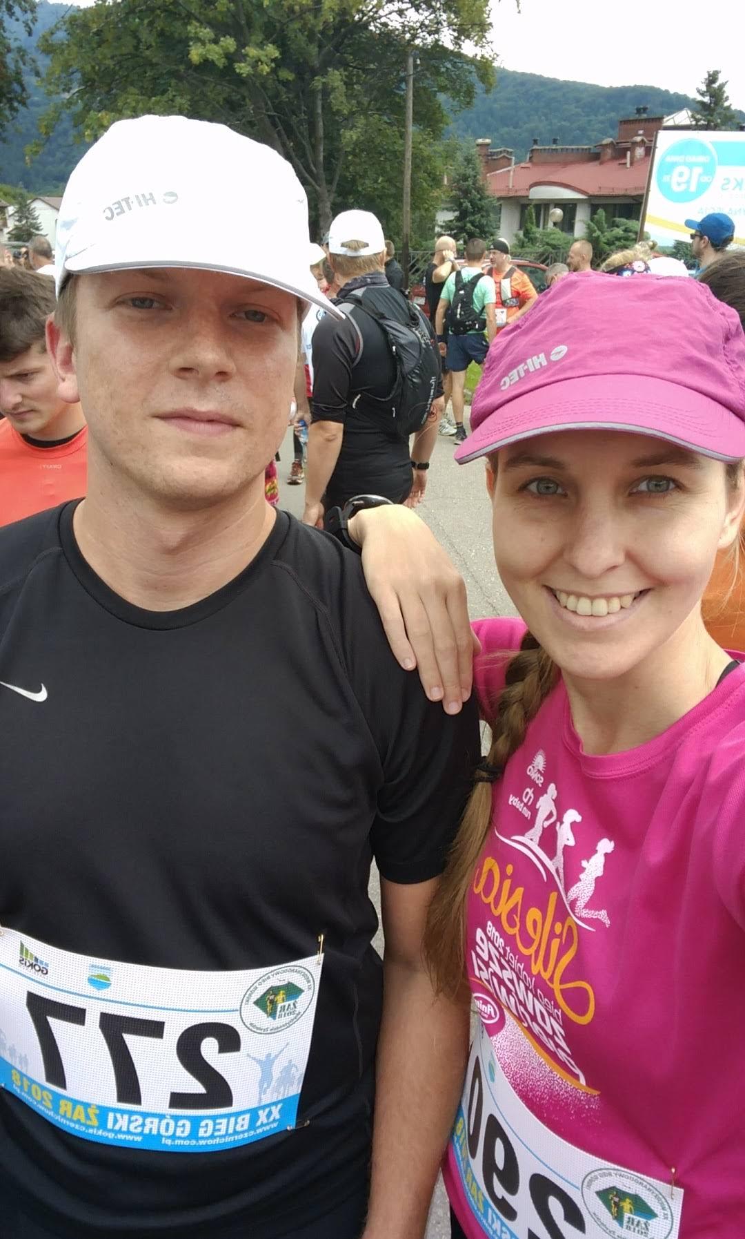 Relacja z biegu na górę Żar 2018 - bieg górski
