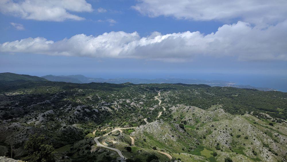 Korfu 2018 - podróżowanie po Korfu - transport wypożyczalnie samochodów