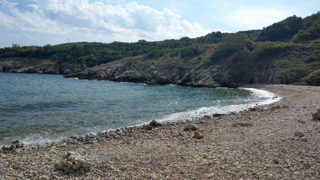Plaża Javna, Krk