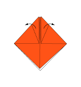 How To Make An Origami Goldfish