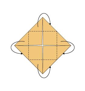 Samurai helmet Jun Maekawa | Gilad's Origami Page | 301x282