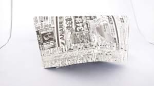 折り紙『舟形帽』の折り方・作り方