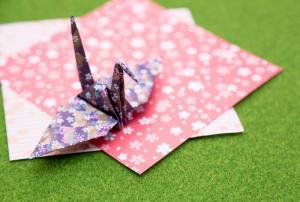 origami A4 cut