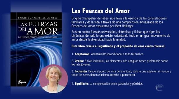 Las Fuerzas del Amor - Brigitte Champetier de Ribes