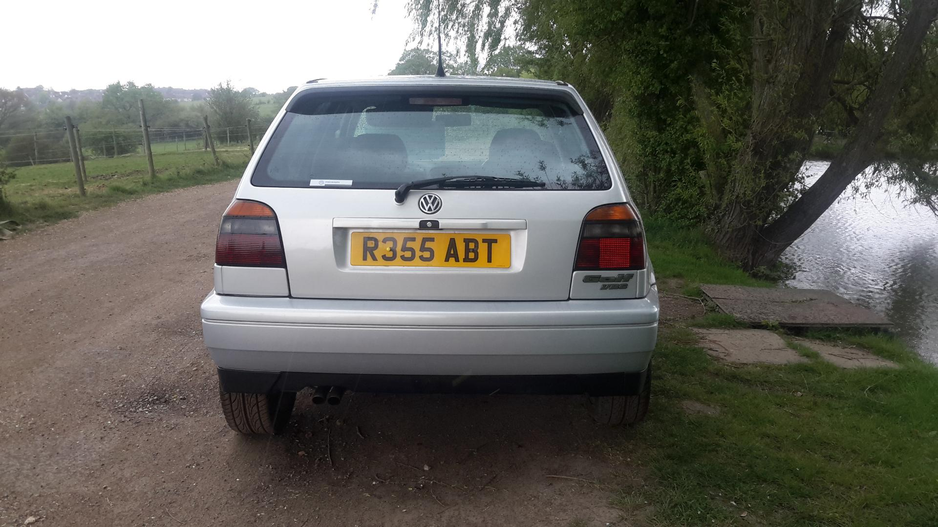 hight resolution of  1998 r volkswagen golf 2 8 vr6 5 door vr6 for sale in waltham abbey