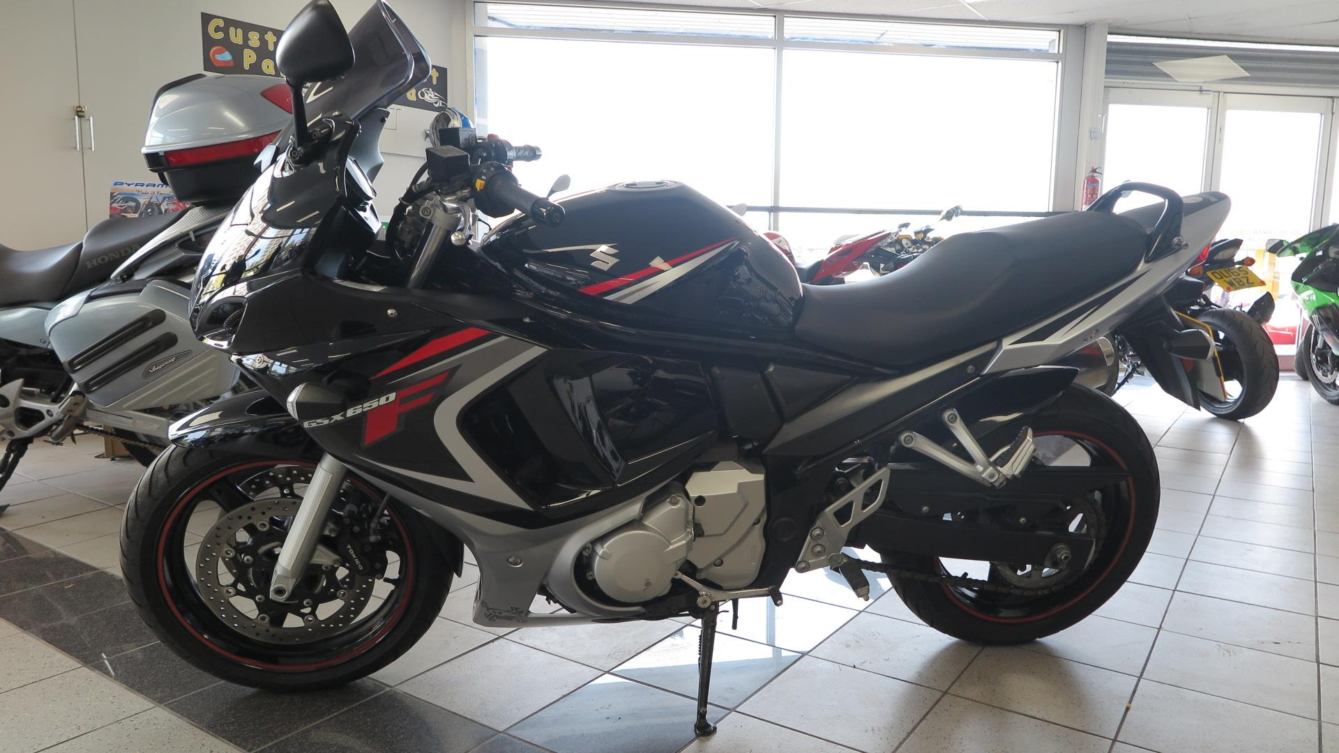 hight resolution of suzuki gsx650f gsx 650 fk8 nationwide delivery available