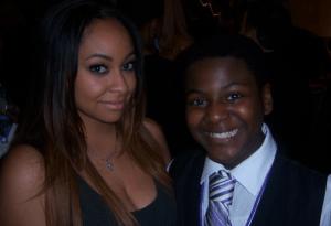 Trey and Raven