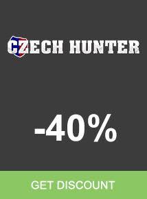 Czechhunter 40% off