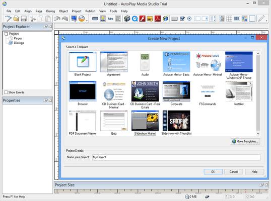AutoPlay Media Studio Crack Free v8.5