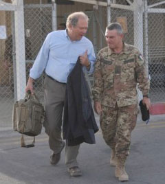 John Sopko, the special inspector general for Afghanistan reconstruction