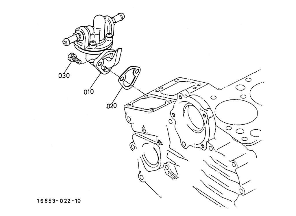 Fuel pump (mechanical)