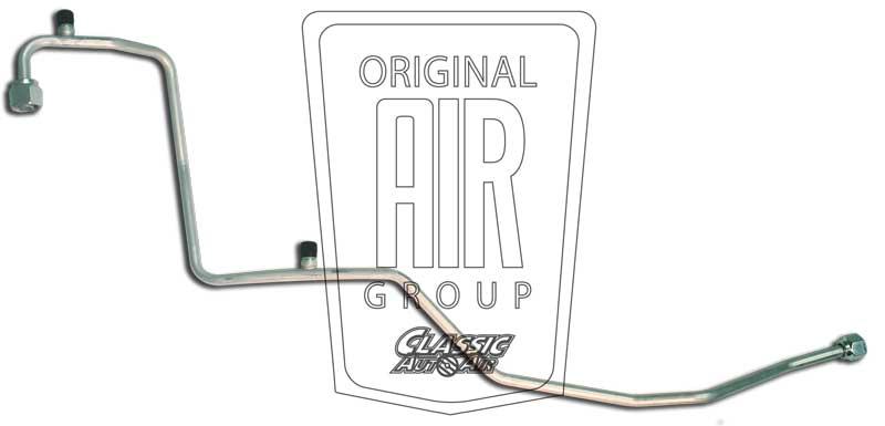 Late 88-91 CAMARO A/C High Pressure Liquid Line AC Air