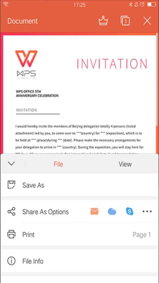 WPS Office Screenshot New 2 - Original APK (2)