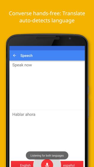 Google Translate Screenshots - Original APK (2)