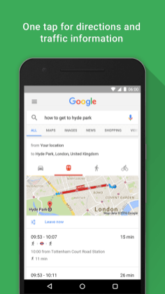 Google App Screenshots - Original APk (3)