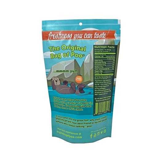 Original Bag Of Poo Product Otter Back