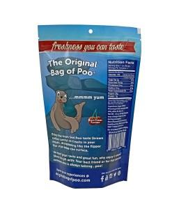 Original Bag Of Poo Product Seal Back