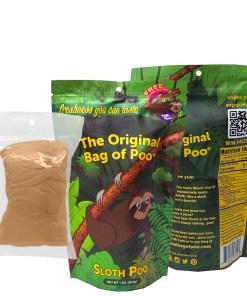 Original Bag Of Poo Product Sloth Poo