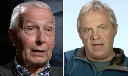 Frank Field and John Mann