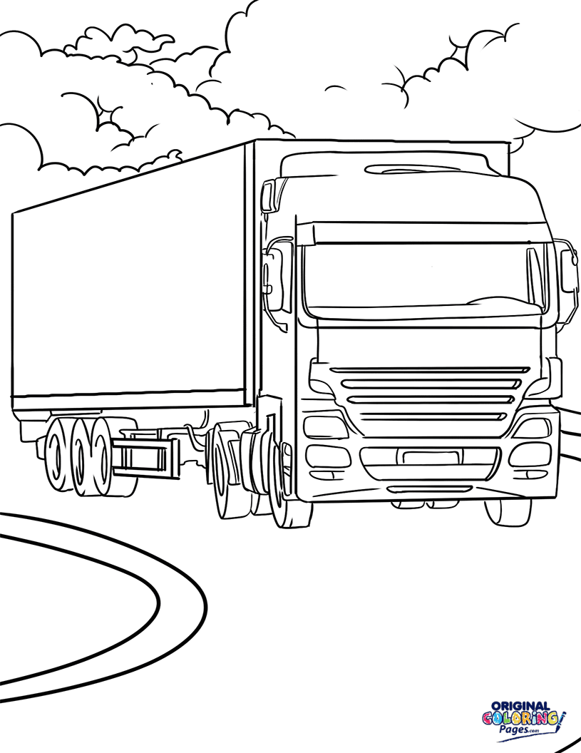 Jacked Up Chevy Truck Coloring Sheets Coloring Pages
