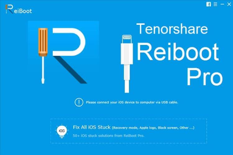 Tenorshare ReiBoot Pro Crack Key - General - CRVS
