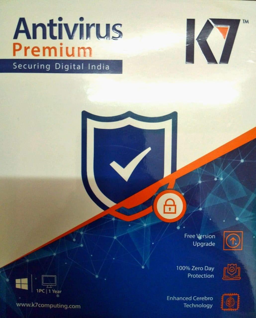 k7 antivirus 5