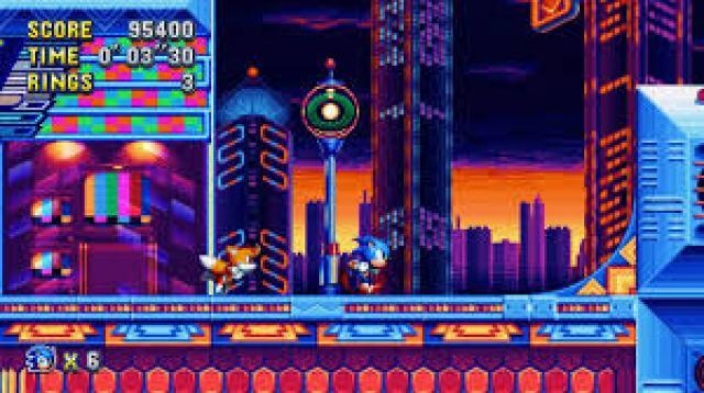 Sonic Mania Crack
