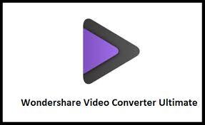 Wondershare Video Converter Ultimate Crack By Original Crack