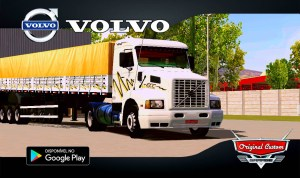 VOLVO EDC – SKINS WORLD TRUCK DRIVING SIMULATOR