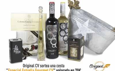 Nuevo catálogo de regalos navideños: Sorteo cesta 70€