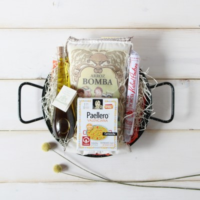 Paella Basic Pack