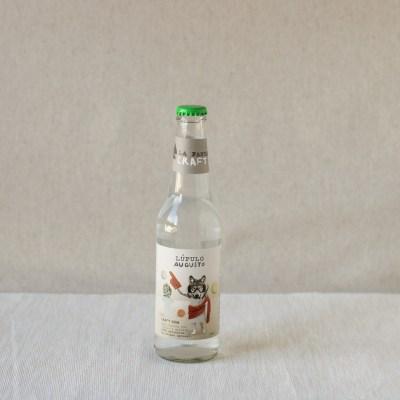 Agua Tónica Lúpulo Augusto