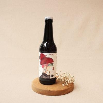 Cerveza Althaia Cornamusa